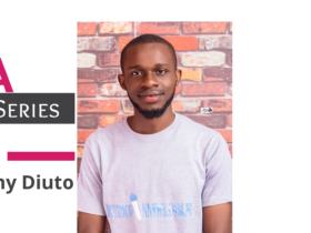 Tony Diuto of Diutocoinnews.com.ng on Africa Blockchain Series