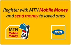MTN mobile money for Fintech remittances to Africa