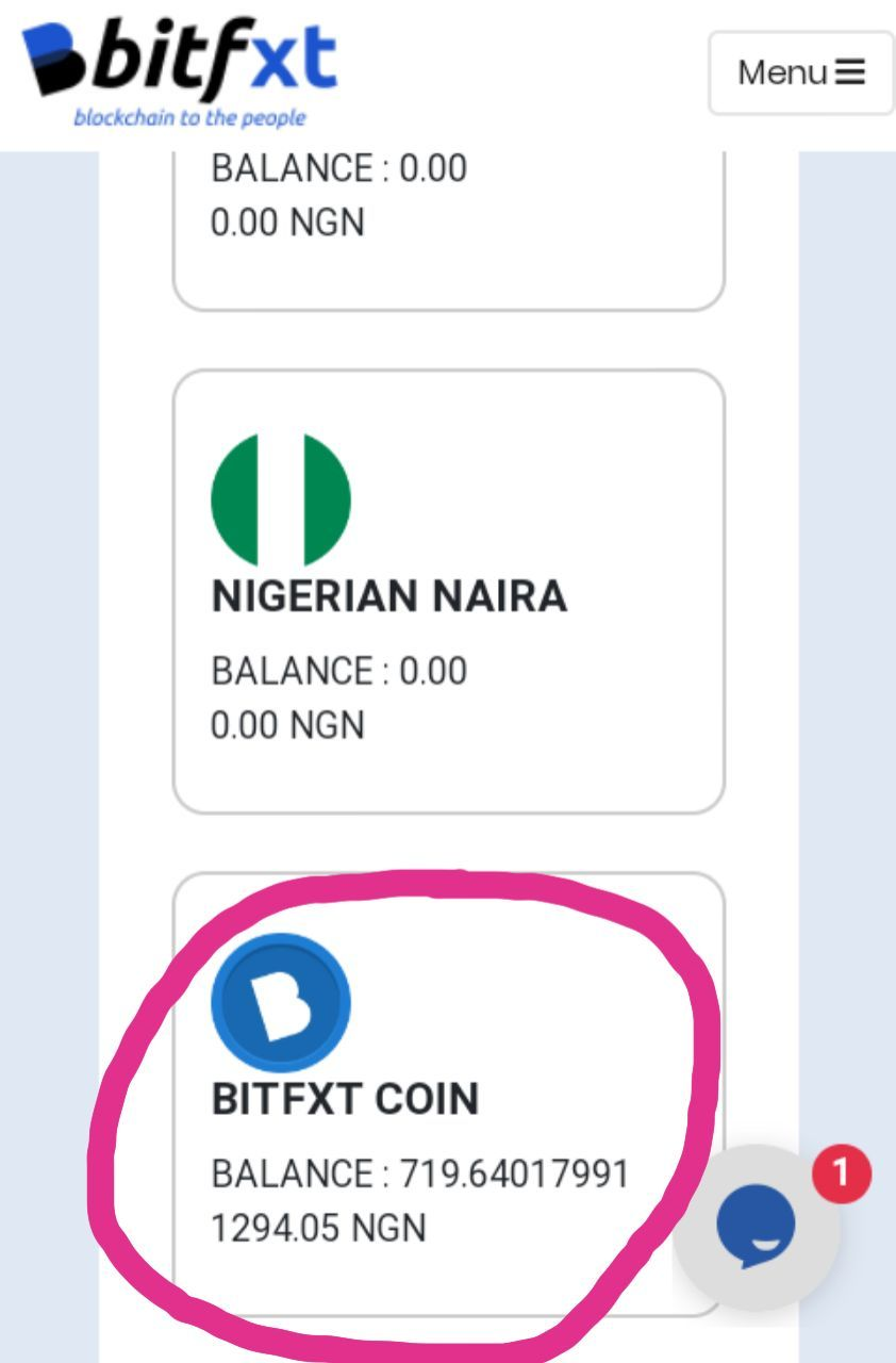 how to Redeem Bitfxt Card or B-Card