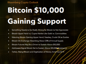 Bloomberg Crypto outlook for June focused on Bitcoin Price